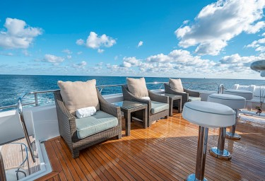 CHERISH Flybridge Seating