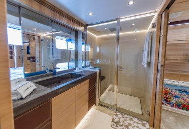 DON MICHELE Master Cabin Ensuite