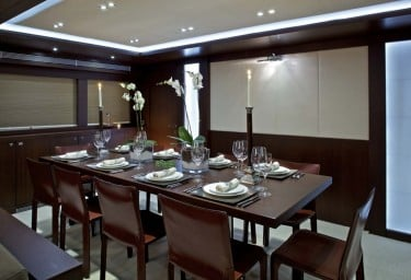 SANJANA Interior Dining Table