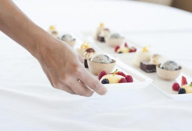 Luxury Expedition Yacht SURI Delectable Cuisine Dessert