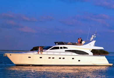 Luxury Motor Yacht Meli on Charter