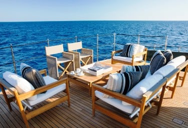 MOKA Main Deck Aft Seating