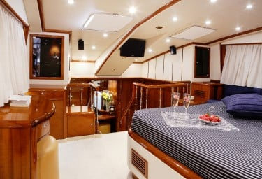 DREAM B Master Cabin