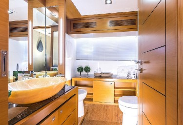 ENJOY Master Cabin Bathroom