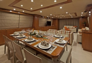 HELIOS Formal Dining
