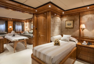 JAAN Twin Cabin converted to Stateroom
