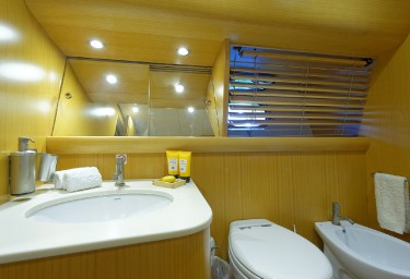 MINOU Double Cabin Bathroom