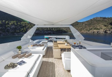 SOLE DI MARE Flybridge