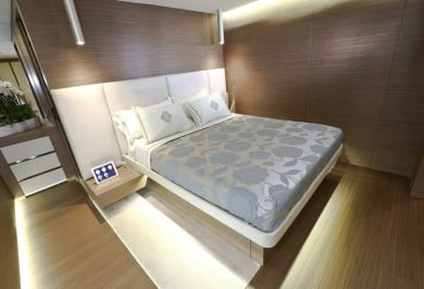 Charter Yacht OURANOS Double Stateroom