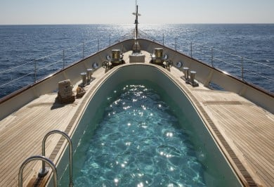 NERO Foredeck Pool