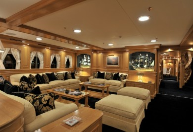 NERO Main Deck Saloon