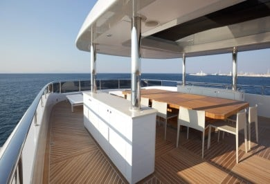 Quaranta Sun Deck