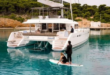 Sailing Catamaran MOYA Stand-Up Paddleboard