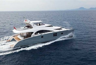 Power Catamarans For Charter Luxury Charter Group