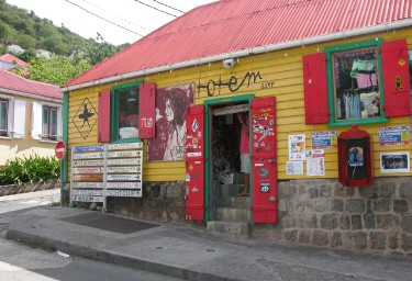 LEEWARD ISLANDS Shop, St Barts