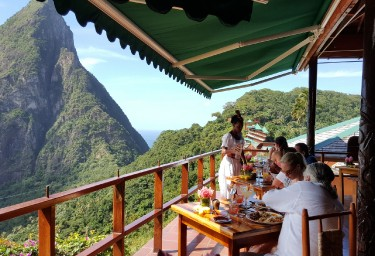 St Lucia Dining