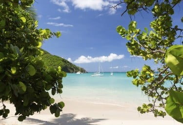 LEEWARD ISLANDS Anse Marcel Beach, St Maarten