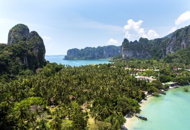 Railay  Bay, Thailand