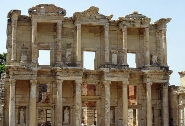 The Library Ephesus
