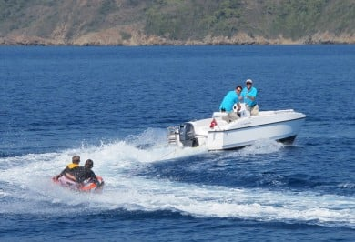Quaranta Watersports Fun