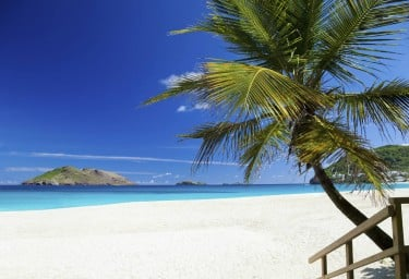 LEEWARD ISLANDS Beach, St Barts